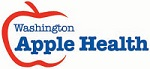 Washington Apple Health logo